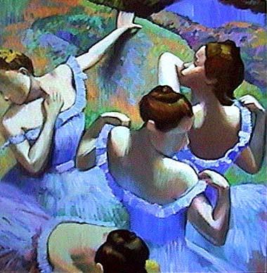 Elena Klimenko paintings.